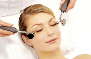 Chăm sóc trị liệu vùng mắt và cổ