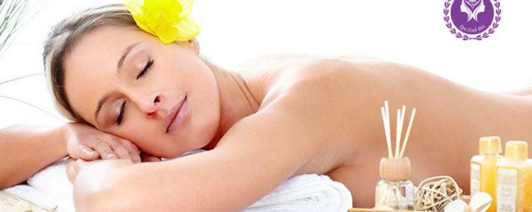 Khóa học massage tinh dầu